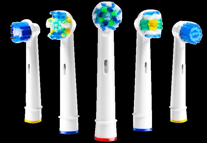 toothbrush head